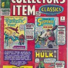 MARVEL COLLECTORS ITEM CLASSICS # 3, 2.5 GD +