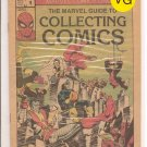 Marvel Comics Guide To Collecting Comics # 1, 4.0 VG