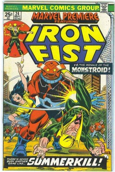Marvel Premiere # 24, 6.0 FN