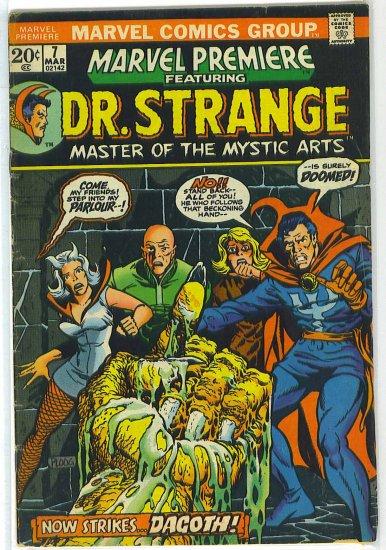 Marvel Primeire # 7, 4.0 VG