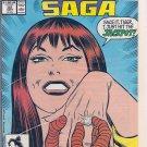 Marvel Saga # 22, 8.5 VF +