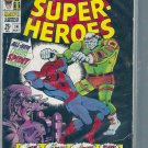 MARVEL SUPER-HEROES # 14, 3.0 GD/VG