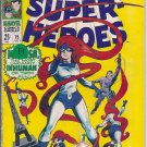 Marvel Super-Heroes # 15, 6.0 FN