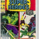 MARVEL SUPER-HEROES # 26, 4.0 VG