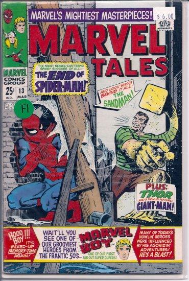 Marvel Tales # 13, 6.0 FN