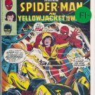 Marvel Team-Up # 59, 5.5 FN -