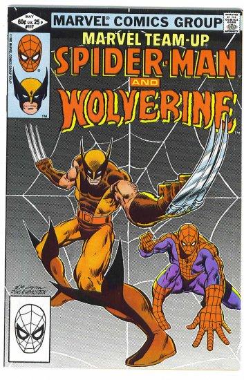 Marvel Team-Up # 117, 6.0 FN
