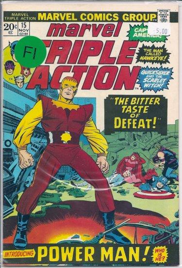 Marvel Triple Action # 15, 6.0 FN