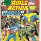 Marvel Triple Action # 25, 7.0 FN/VF