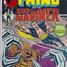Marvel Two-In-One # 2, 4.5 VG +