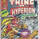 Marvel Two-in-One # 67, 9.4 NM