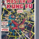 MASTER OF KUNG FU # 37, 5.5 FN -