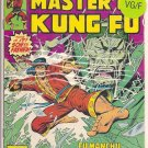Master of Kung Fu # 44, 5.0 VG/FN