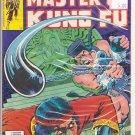 Master of Kung Fu # 69, 7.5 VF -