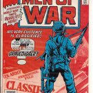 MEN OF WAR # 1, 4.5 VG +