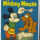Mickey Mouse # 49, 3.5 VG -
