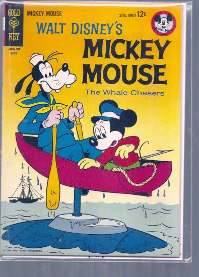 MICKEY MOUSE # 93, 6.5 FN +
