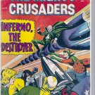 MIGHTY CRUSADERS # 2, 3.0 GD/VG