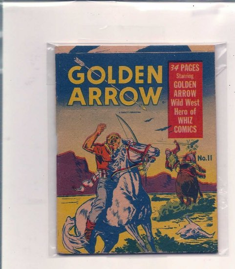 MIGHTY MIDGET COMICS GREEN ARROW # 11, 4.0 VG