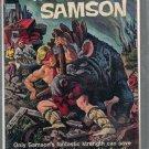 MIGHTY SAMSON # 3, 4.5 VG +