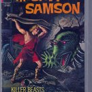 MIGHTY SAMSON # 7, 4.0 VG