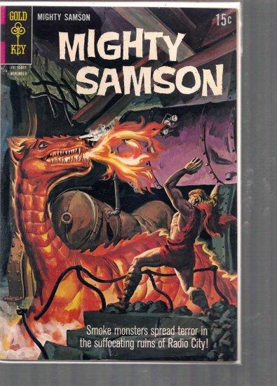 MIGHTY SAMSON # 16, 5.5 FN -