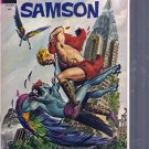 MIGHTY SAMSON # 18, 6.5 FN +