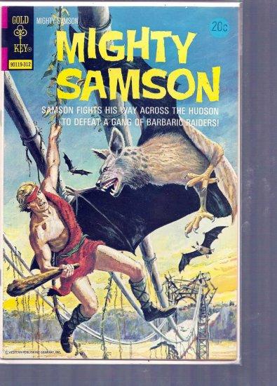 MIGHTY SAMSON # 22, 6.5 FN +
