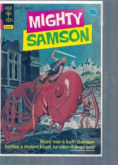 MIGHTY SAMSON # 23, 6.5 FN +