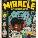 Mister Miracle # 16, 7.0 FN/VF