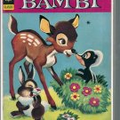 MOVIE COMICS BAMBI # 12, 4.0 VG