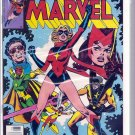 MS. MARVEL # 18, 4.5 VG +