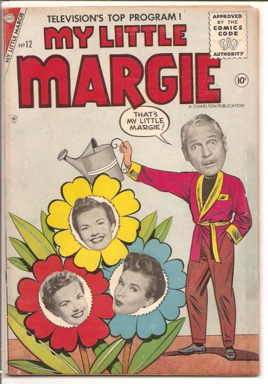 MY LITTLE MARGE # 12, 3.0 GD/VG