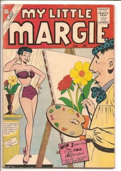 MY LITTLE MARGE # 29, 3.5 VG -