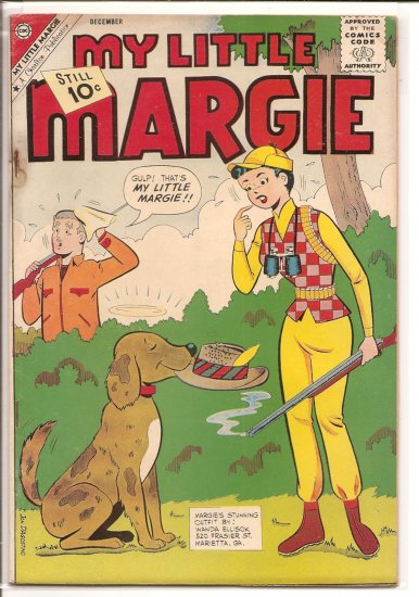 MY LITTLE MARGE # 39, 3.0 GD/VG