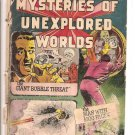 MYSTERIES OF UNEXPLORED WORLDS # 16, 1.0 FR
