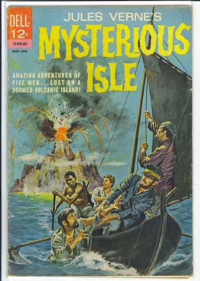 Mysterious Island # 1, 2.0 GD