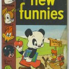 New Funnies # 105, 3.0 GD/VG