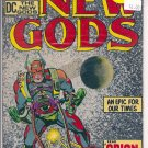 New Gods # 1, 2.5 GD +