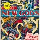 New Gods # 2, 4.5 VG +