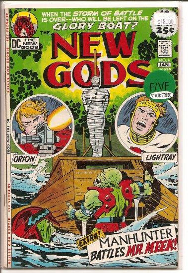 New Gods # 6, 7.0 FN/VF