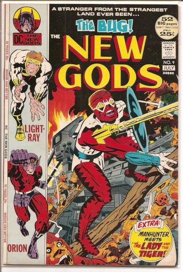 New Gods # 9, 8.0 VF