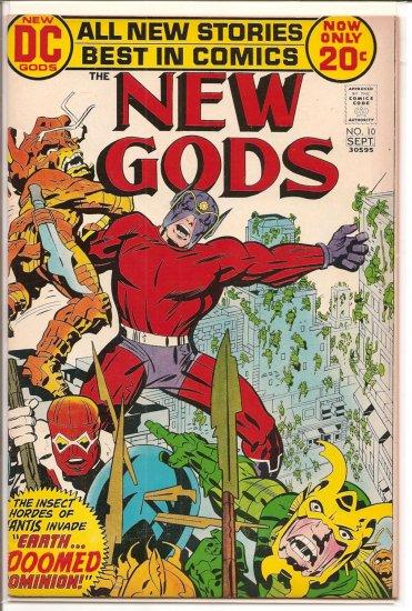 New Gods # 10, 6.0 FN