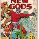 New Gods # 10, 4.5 VG +