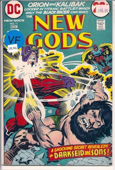 New Gods # 11, 8.0 VF