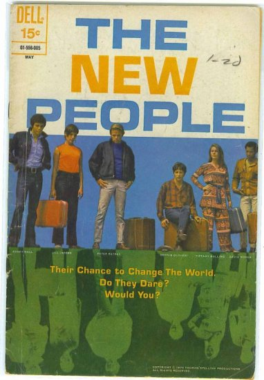New People # 2, 3.5 VG -