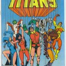 New Teen Titans # 9, 9.0 VF/NM