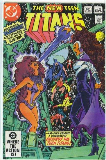 New Teen Titans # 23, 9.2 NM -