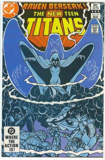 New Teen Titans # 31, 9.0 VF/NM