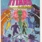 New Teen Titans Annual # 1, 9.2 NM -